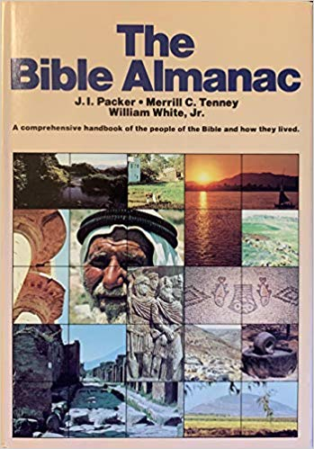 Image for The Bible Almanac: A Comprehensive Handbook of the People of the Bible and How They Lived