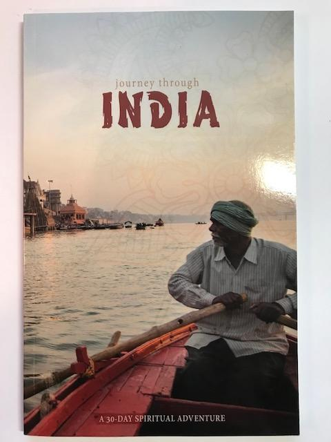 Image for Journey Through India:  A 30 Day Spiritual Adventure