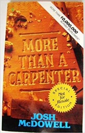 Image for More Than A Carpenter