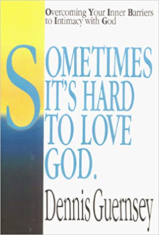 Image for Sometimes It's Hard To Love God