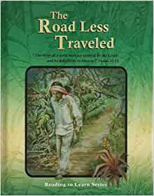 Image for The Road Less Traveled, Grade 7 Reader (Reading to Learn Series)