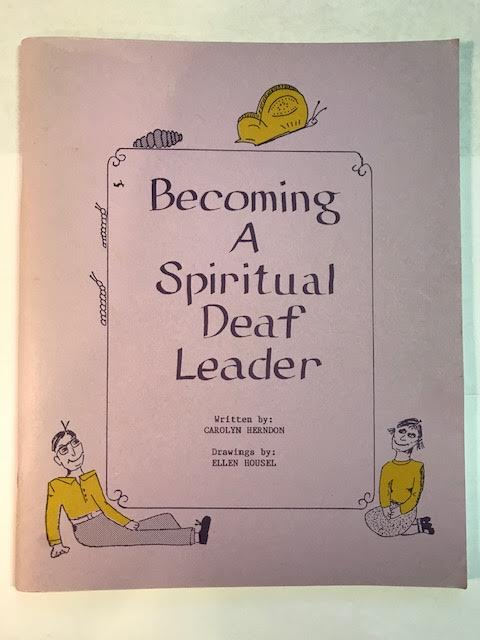 Image for Becoming a Spiritual Deaf Leader