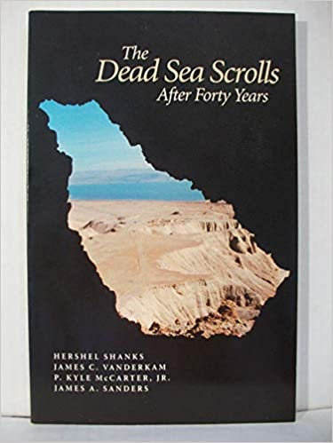 Image for The Dead Sea Scrolls After Forty Years