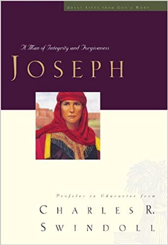 Image for Joseph: A Man of Integrity and Forgiveness (Great Lives Series: Volume 3)
