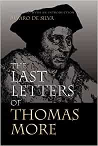 Image for The Last Letters Of Thomas More