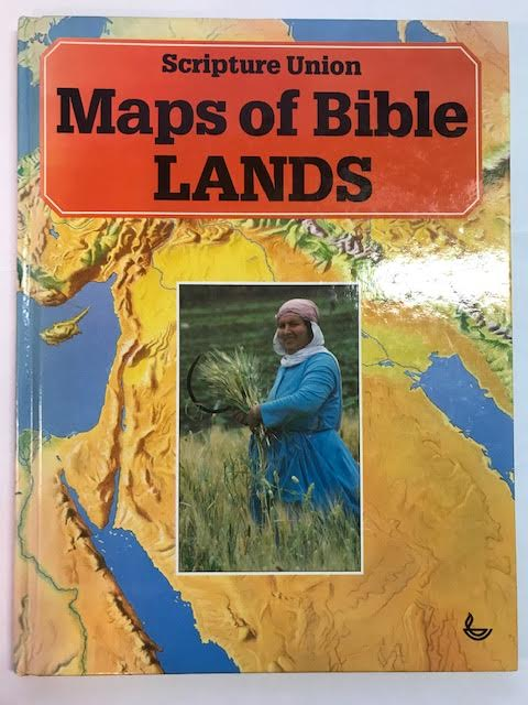 Image for Maps Of The Bible