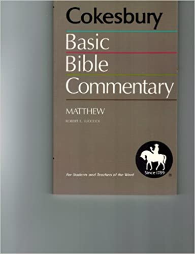 Image for Matthew (Cokesbury basic Bible commentary)
