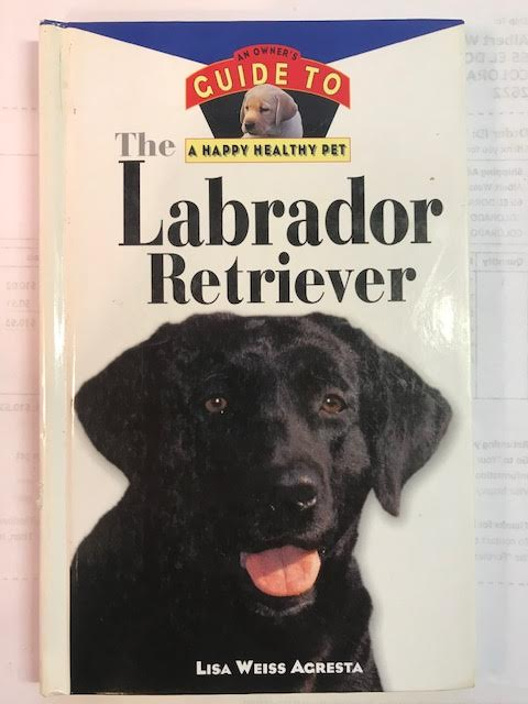 Image for The Labrador Retriever: An Owner's Guide to a Happy Healthy Pet