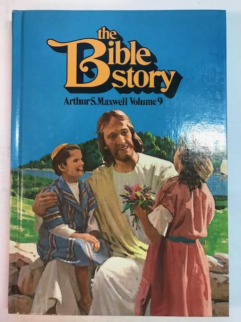 Image for The Bible Story:  Volume Nine