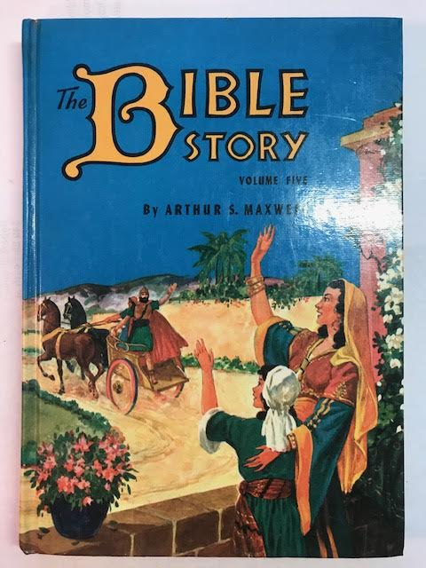 Image for The Bible Story: Volume Five
