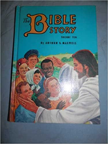 Image for The Bible Story: Volume 10