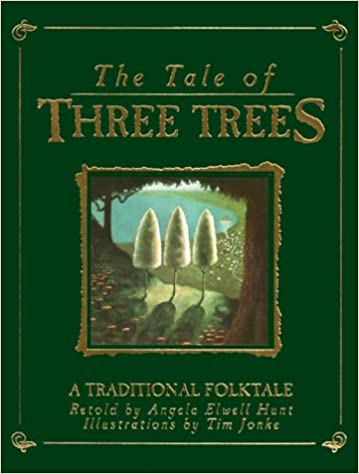 Image for The Tale Of Three Trees
