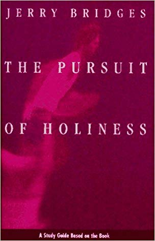 Image for The Pursuit Of Holiness:  A Study Guide Based on the Book