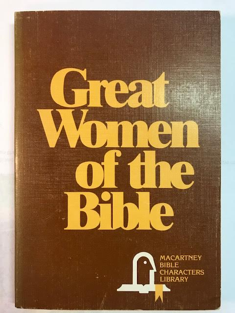 Image for Great Women Of The Bible