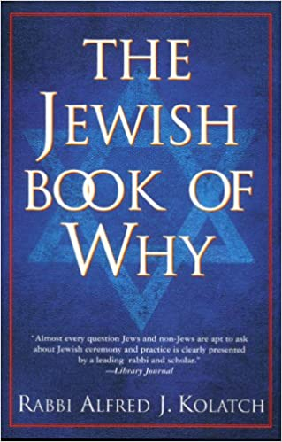 Image for The Jewish Book Of Why