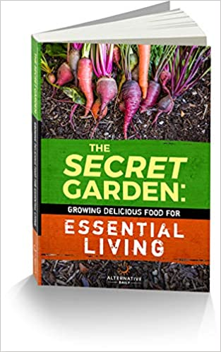 Image for The Secret Garden:  Growing Delicious Food For Essential Living
