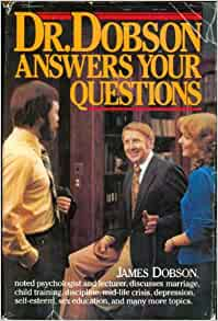 Image for Dr. James Dobson Answers Your Questions