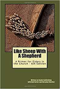 Image for Like Sheep With A Herd:  A Primer for Elders In The Church