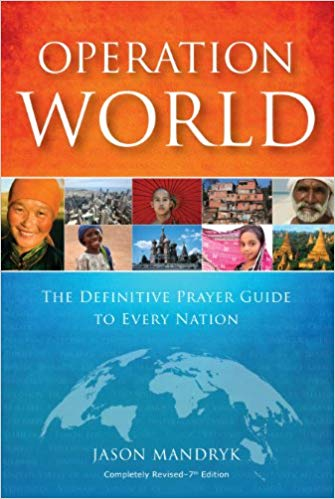 Image for Operation World:  The Definite Prayer Guide To Every Nation