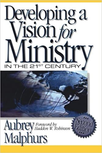 Image for Developing A Vision For Ministry In The 21st Century