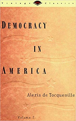 Image for Democracy in America, Volume 2 (Vintage Classics)