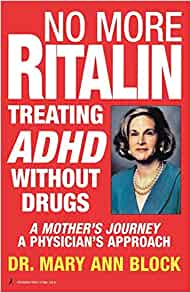 Image for No More Ritalin Treating ADHD Without Drugs