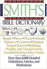 Image for Smith's Bible Dictionary