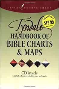 Image for Tyndale Handbook of Bible Charts and Maps (Tyndale Reference Library)