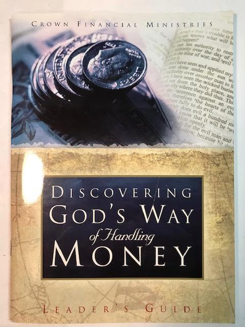 Image for Discovering God's Way of Handling Money: Leader's Guide