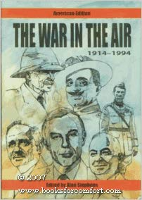 Image for The War In The Air:  1914-1994