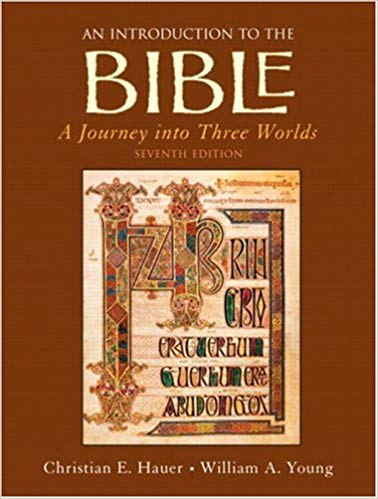 Image for An Introduction To The Bible:  A Journey Into Three Worlds