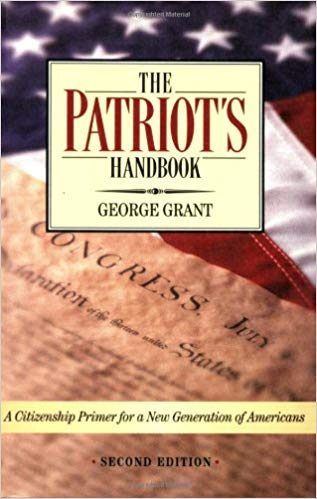 Image for The Patriot's Handbook: A Citizenship Primer for a New Generation of Americans