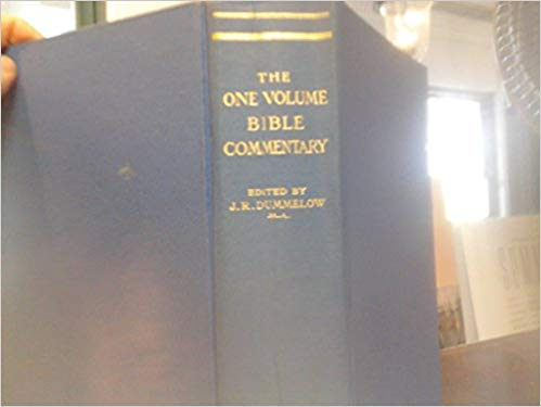 Image for The One Volume Bible Commentary