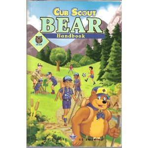 Image for Cub Scout Bear Handbook