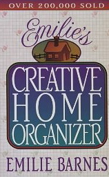 Image for Emilie's Creative Home Organizer