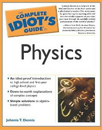 Image for The Complete Idiot's Guide to Physics