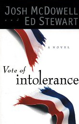 Image for Vote of Intolerance, a novel