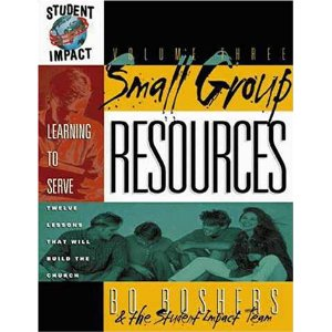 Image for Small Group Resources, Vol. 3 Learning to Serve, Twelve Lessons That Will Build the Church