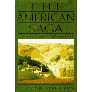 Image for The American Saga: Stories, Poems and Essays